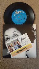 X Ray Spex - Identity 1978 45rpm EMI Uk Press