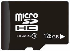 128GB Scheda SD classe 10 con Adattatore per Android, HTC, Samsung, GoPro, SLR