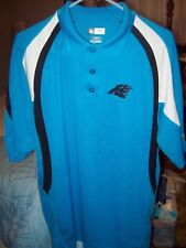 (REDUCED) Men's NFL Team Apparel Carolina Panthers Dress Shirt  Size L  EUC