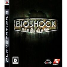 Used PS3 Bioshock Japan Import