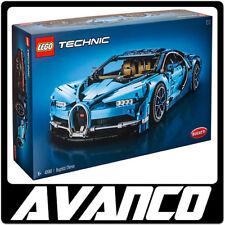 LEGO Technic Bugatti Chiron 42083 Racing Racer Sports Car Supercar NEW SEALED