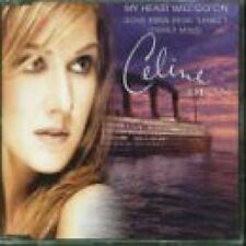 Céline Dion My heart will go on-Dance Mixes (1997) [Maxi-CD]