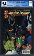 Justice League: A Midsummer's Nightmare #1 CGC 9.8 Batman Green Lantern Superman