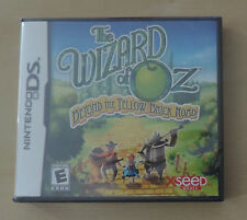 Wizard of Oz: Beyond the Yellow Brick Road  (Nintendo DS, 2009) - Brand New
