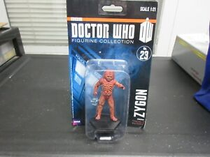 Dr. Doctor Who 1:21 Eaglemoss Zygon Action Figure #23