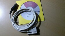 Allen Bradley 1745-PCC Replacement Cable and Software SLC 100/150