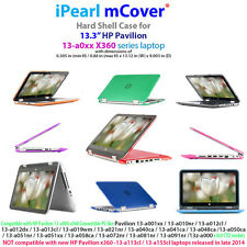 "NEW mCover® Hard Shell Case for 13.3"" HP Pavilion X360 13 - a0xx series laptop"