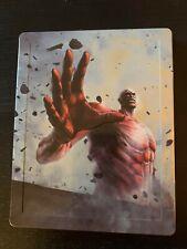Attack on Titan 2 STEELBOOK sólo * sin juego * XBOX ONE PS4