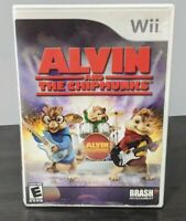 Alvin and the Chipmunks (Nintendo Wii, 2007)