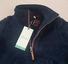 Joules Boys Woozle Fleece - French Navy - 4yr