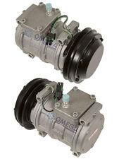 NEW A/C AC Compressor Replaces: Denso / John Deere AT163728, 4471004198 4711446