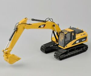 CAT 1/50 Norscot Caterpillar 323d L Hydraulic Excavator 55215 Vehicle Trucks Gif