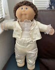 Tsukuda Appalachian cabbage patch Kids Groom Doll 👀👀👀 Very Rare 1984