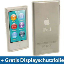 Klar Etui TPU für Neu Apple iPod Nano 7. Gen Generation 7G 16GB Gel Tasche Hülle