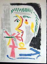 PABLO PICASSO  - Litografia offset 1965 - Edition Harry H. Abrams