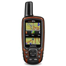 Garmin GPSMAP 64S GPS GLONASS WW B Map + LIVE Tracking + BARO ALTI & + Bluetooth