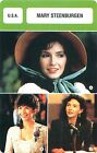 Mary Steenburgen USA Productrice ACTRESS ACTRICE FICHE CINEMA