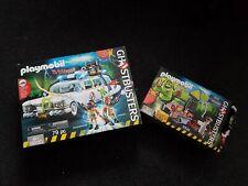 Playmobil Ghostbusters 9220+9222