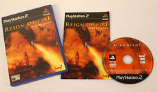 Reign of Fire for Sony PlayStation 2 FREEPOST 5060031061673