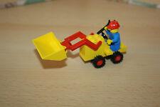 LEGO 6630 - BUCKET LOADER -  1981 - PART SET