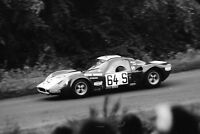 Photo Tony Goodwin Peter Taggart Chevron B6/8 BMW 1970 Nurburgring ADAC 1000km