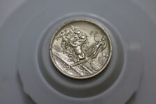 ITALY 2 LIRE 1914 AMAZING DETAILS LACQUERED FOR PRESERVATION A72 #3035
