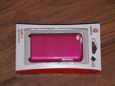 Griffin iPod Touch 4th generation Outfit Ice Case Skin Pink with Micro Stand NEW