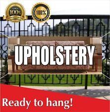 Upholstery Banner Vinyl Mesh Banner Sign Furniture Upholstery Servise Trim