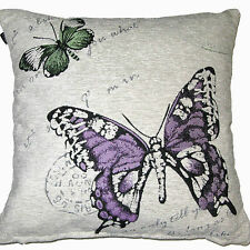 Chenille Vintage/Retro Decorative Cushions