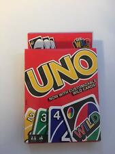UNO Card Game With Wild Cards  Kids Toy Game