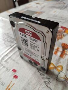 """Hard Disk Western Digital WD40EFRX """"4TB"""""""