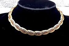 Vintage Trifari necklace.