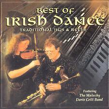 MALACHY DORIS - BEST OF IRISH DANCE * NEW CD
