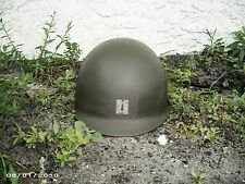 WWII 101ST AIRBORNE CAPTAIN MILITARY ARMY HELMET