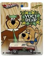 2012 Hot Wheels Hanna-Barbera Yogi Bear 1964 GMC Panel