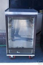 Transport Non Heated Cab. Lighted,On Casters Glassfront, 900 Items On Ebay