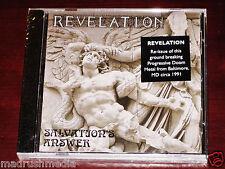 Revelation: Salvation's Answer CD 2014 Shadow Kingdom Records SKR086CD NEW