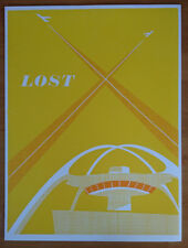 Ty Mattson-Lax rare Lost TV series tipo Print póster Limited season 1 2 3 4 5 6