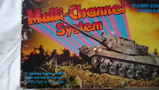 Radio control tank toy