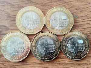 20 pesos mexican coin (10 pieces)