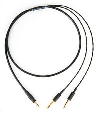 """Corpse Cable for Beyerdynamic T1/T5p, Sony MDR-Z1R / MDR-Z7 - 1/8"""" Plug - 4ft"""