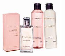 YVES ROCHER Comme une Evidence 3-piece Set Eau De Parfum,Body Lotion,Shower Gel