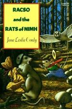 Racso and the Rats of Nimh by Jane Leslie Conly, Leonard B. Lubin, Robert C....