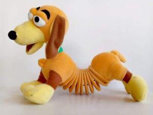Slinky Dog Toy Story Plush Toy Polyester Fiber كلب سلينكي قصة لعبة