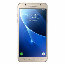 Samsung Galaxy J7 J710M Unlocked GSM Dual-SIM Android Smartphone - Gold