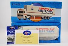 Corgi 98101 VOLVO Globetrotter Truck & AMTRAK Container Trailer Limited Edition