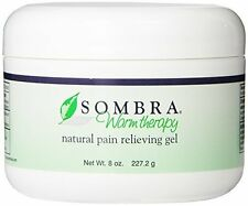 Sombra Warm Therapy Natural Pain Relieving Gel - 8oz