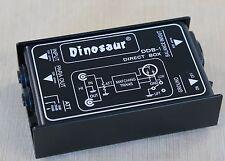 Passive Direct Box, DI Box