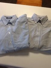 lot of 2 Arrow button down shirts boys size 18