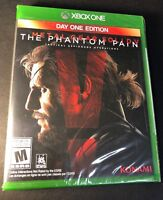 Metal Gear Solid V The Phantom Pain [ Day One Edition ] (XBOX ONE) NEW